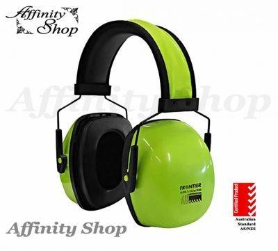 earmuffs frontier hearing protection class 5 frearmuff