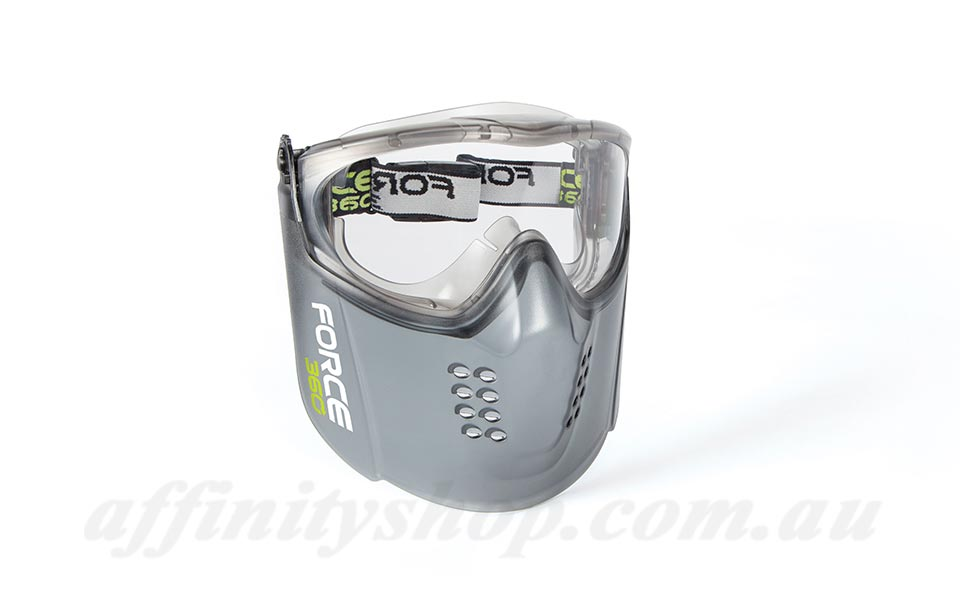 Guardian Plus Visor – Clear
