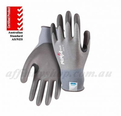 dyneema silver ninja cut 3 gloves nisilvrc3