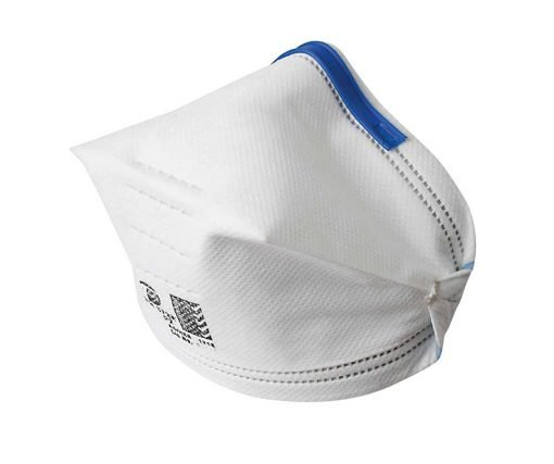 p2 crossfold respirator frontier safety masks fr3720