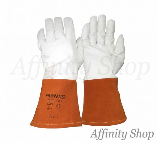 power touch welding gloves frontier tig p032