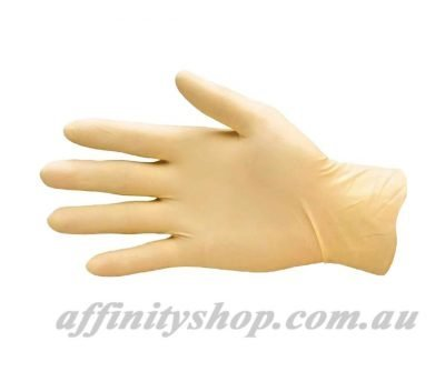 disposable latex gloves securitex pro val examination