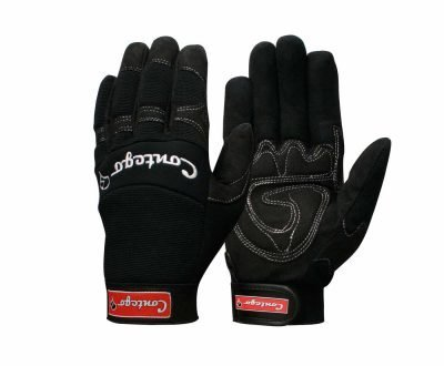 contego gloves synthetic leather rigger safety glove