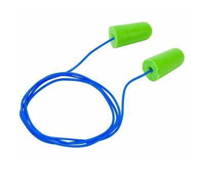 Corded ear plugs hearing protection frontier safety db noise reduction