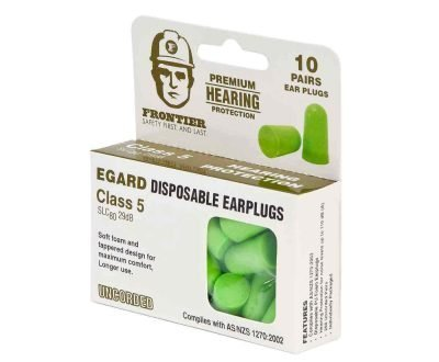 Disposable ear plugs hearing protection online australia