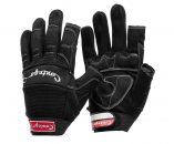 semi fingerless contego work safety gloves