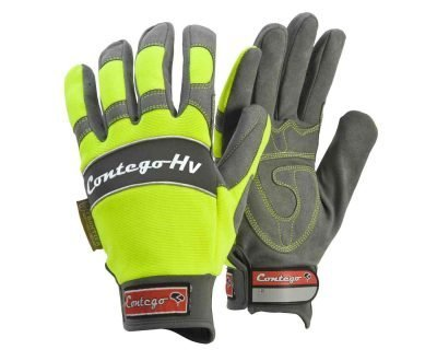contego hi vis safety gloves