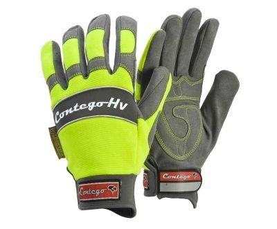 contego hi vis safety gloves