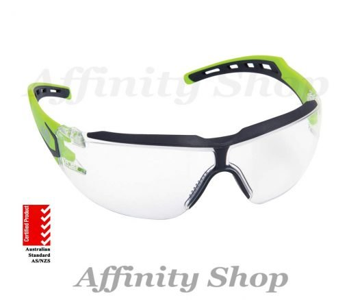 force360 24-7 safety specs clear lens efpr840