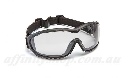 oil and gas clear lens force360 eyewear goggle fpr823 eye protection