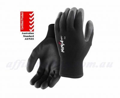 ninja ice winter work gloves gripx p4004 niicefrzr