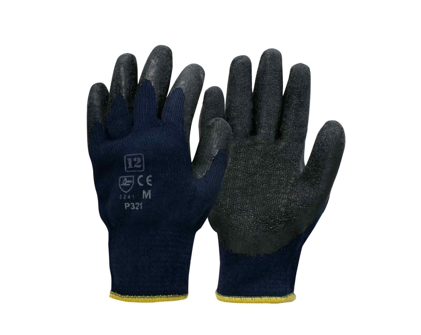winterlined splendor frontier winter safety gloves P321