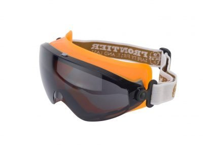 safety goggles smoke lens frontier eye protection