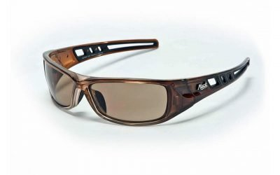 Mack Longhaul Polarised Safety Glasses Work Eye Protection ME504