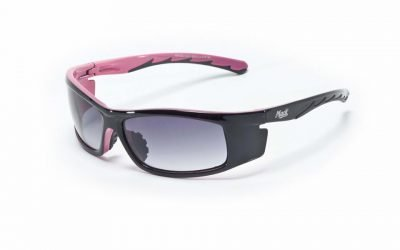 Mack Pink Lady Safety Glasses Ladies Work Eye Protection ME508