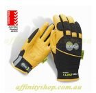 Force360 Predator Leather Gloves MX11