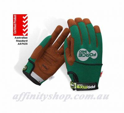 xscape mx9 force360 mechanics work gloves fprmx9
