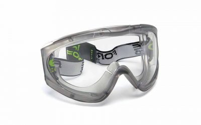 Guardian Clear Goggles Eye Protection Force360 Eyewear