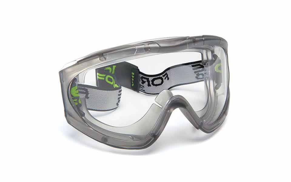 Guardian Clear Goggles