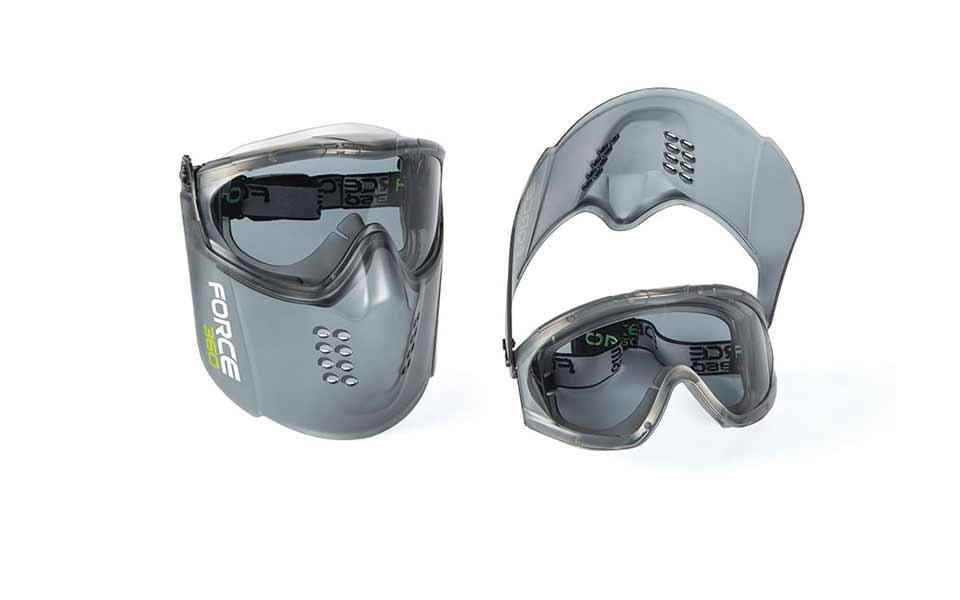 Guardian Plus Goggle Visor Smoke Lens Force360 EFPR861