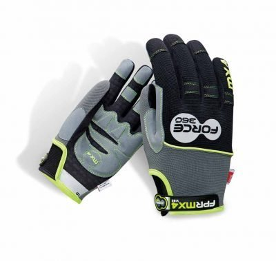 Anti Vibration Work Gloves Force 360 Vibe Gel GFPRMX4
