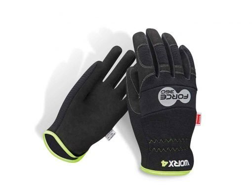 force360 fast fit mechanics work gloves au gworx4