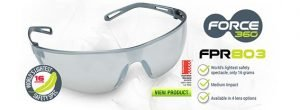Force360 Air Safety Specs Banner