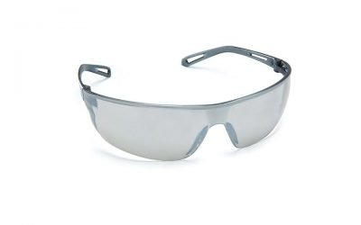 Force360 Air Safety Specs Silver Mirror EFPR803