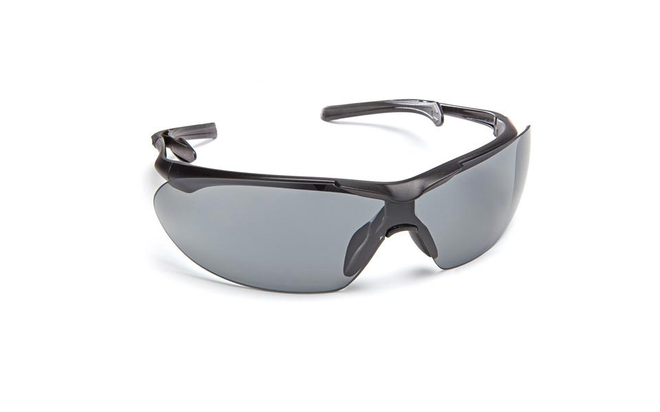 Force360 Eyefit Safety Specs Smoke EFPR820