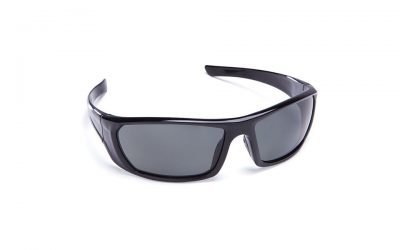 Mirage Polarized Safety Glasses Black Force360 Polarised Work Eyewear FPR900