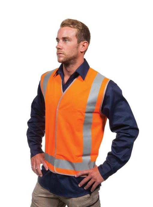 Safety-Vest-Hi-Vis-Orange-Force-360-CWRX192