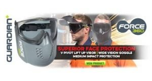 Guardian-Plus-Clear Visor-Faceshield-Goggles-Eye-Protection-Safety-Glasses-Eyewear-Online