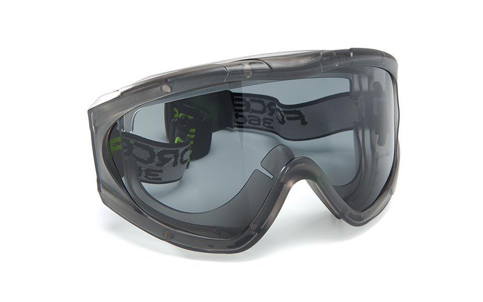 Guardian Smoke Lens Goggle Eye Protection Force360 EFPR851