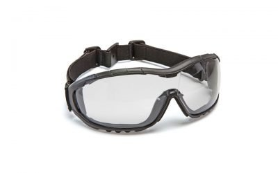 Oil and Gas Clear Lens Safety Glasses Force360 EFPR823 Eye Protection