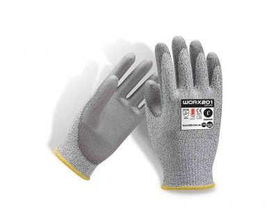 Cut 5 Rated Work Gloves Buy Worx201 Online Force360 PU Glove