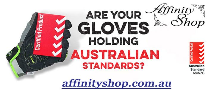 australian safety standards certified glove force360 work ppe