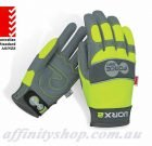 Worx2 Hi Vis Gloves Force360 Mechanics