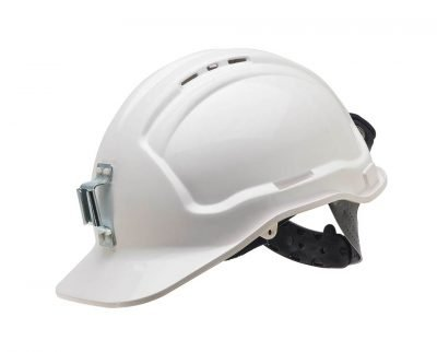 Mining Hard Hat Non Vented Metal Lamp Fitting