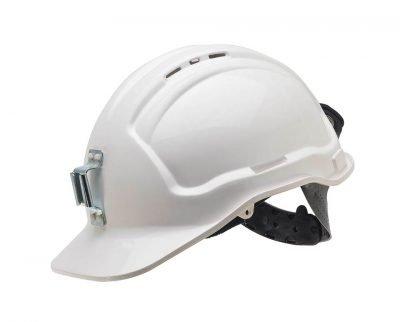 Mining Hard Hat Non Vented Metal Lamp Fitting