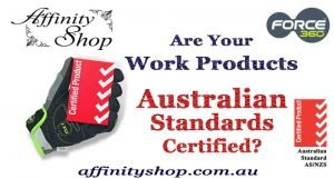 Australian Safety Standards Hearing Protection Cert Banner