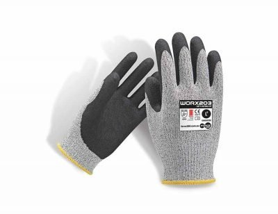 Cut Gloves Force360 Cut 5 Sand Nitrile Cut Rated Work Glove WORX203