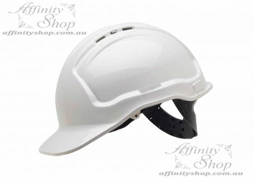 Premium Hard Hat Type 2 White Tuffguard Head Protection Force360