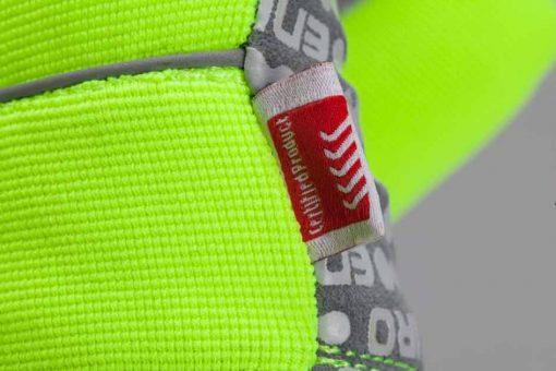Storm Winter Hi Vis Australian Safety Standards Red Tick Tower Certified