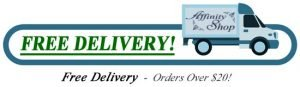shipping information free delivery product orders over