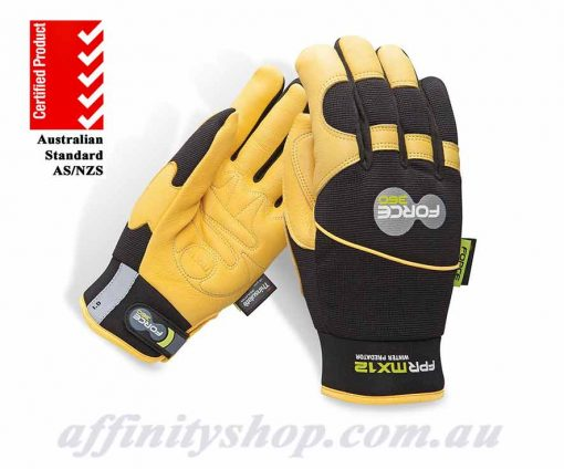 predator winter force360 leather mechanics gloves fprmx12