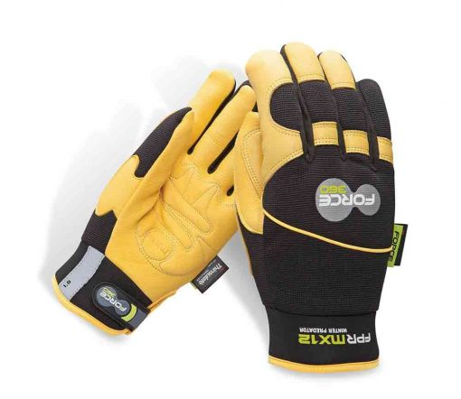 predator winter work gloves force360 mx12 select leather
