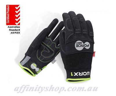 force360 worx1 original mechanics work gloves gworx1