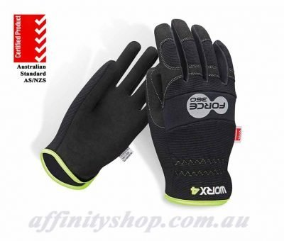 force360 fast fit mechanics work gloves worx4