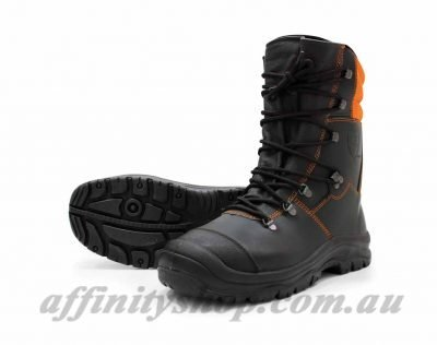 forestry boots bison kauri safety footwear work boot