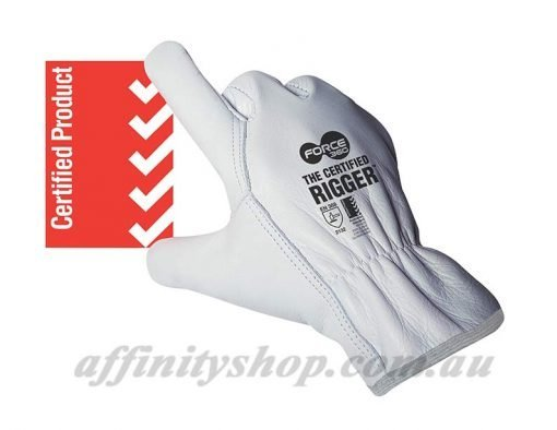 leather certified rigger gloves force360 glove worx600